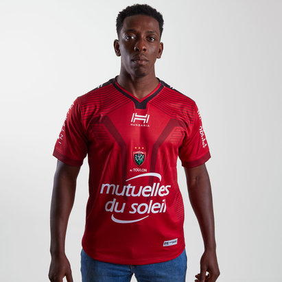 Hungaria Toulon 2018/19 Alternate Replica Shirt