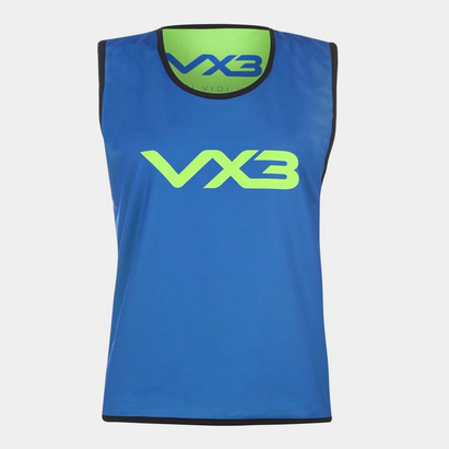 VX-3 Reversible Mesh Hi Viz Training Bib