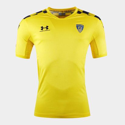 Under Armour Clermont Auvergne 2019/20 Home Replica Shirt