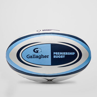 Gilbert Gallagher Premiership Replica Rugby Ball
