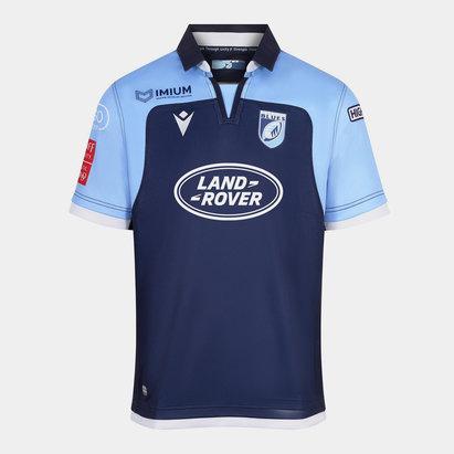 Macron Camiseta Replica de los Cardiff Blues Local 2019/20