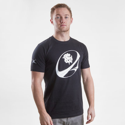 Gilbert Barbarians 2019 Graphic Rugby T-Shirt