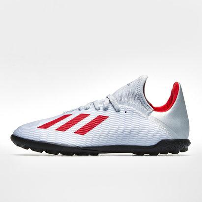 adidas X 19.3 TF Kids Football Trainers