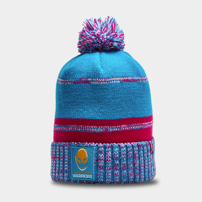 VX3 Worcester Warriors Knitted Marl Bobble Hat