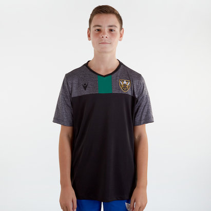 Macron Northampton Saints 2019/20 Kids Training T-Shirt
