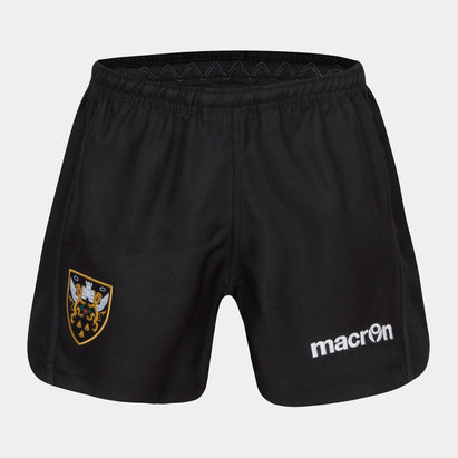 Macron Northampton Saints 2019/20 Players Rugby Training Shorts