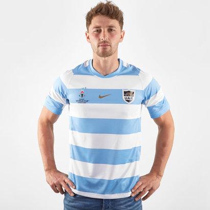 Nike Argentina RWC 2019 Local Camiseta Replica de Rugby