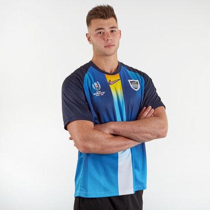 Nike Argentina RWC 2019 Camiseta Alternativa Replica de Rugby
