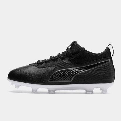 Puma ONE 19.3 FG AG Football Boots Juniors