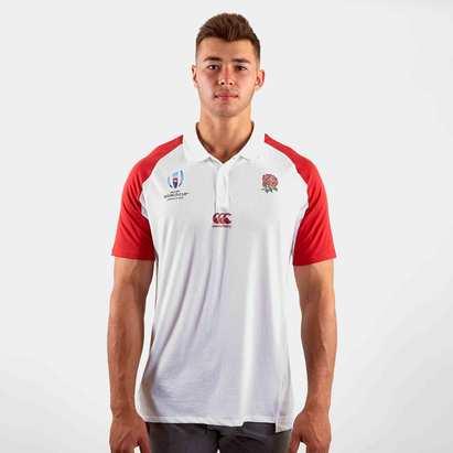 Canterbury England RWC 2019 Performance Polo Shirt