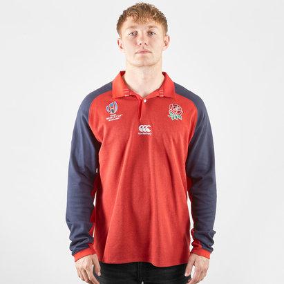Canterbury England RWC 2019 Long Sleeve Classic Alternate Shirt