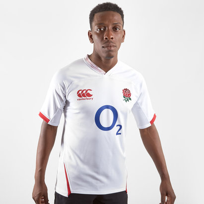 Canterbury Camiseta de Inglaterra 2019/20 Local Pro S/S