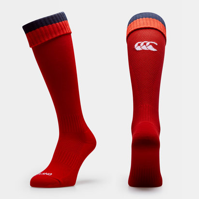 Canterbury England 2019/20 Alternate Socks