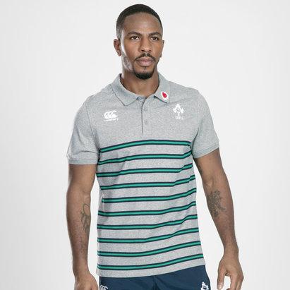 Canterbury Ireland Short Sleeve Polo Shirt Mens