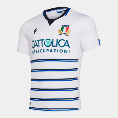 Macron Italy 2019/20 Alternate Kids S/S Replica Shirt