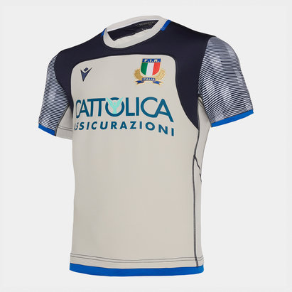 Macron Italy 2019/20 Players S/S Training Shirt