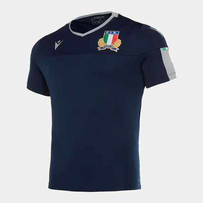 Macron Italy 2019/20 Gym Training T-Shirt