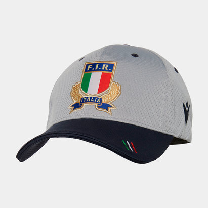Macron Italy 2019/20 Players Baseball Cap