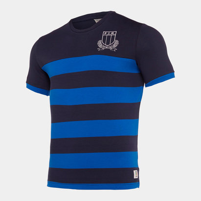 Macron Italy 2019/20 Off Field T-Shirt