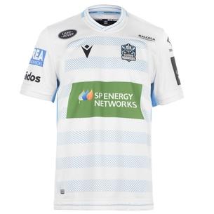 Macron Glasgow Warriors 2019/20 Alternate Replica Rugby Shirt
