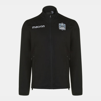 Macron Glasgow Warrior 2019/20 Off Field Jacket