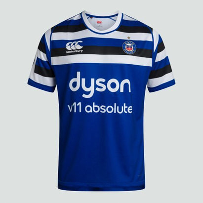 Canterbury Bath 2019/20 Home Kids Pro Shirt