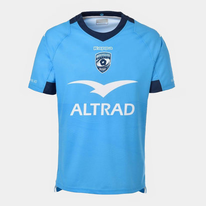 Kappa Montpellier 2019/20 Home Replica Shirt
