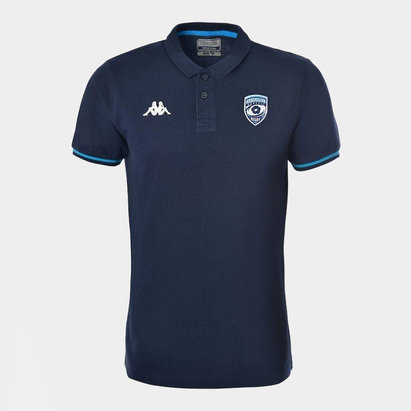 Kappa Montpellier 2019/20 Off Field Polo Shirt