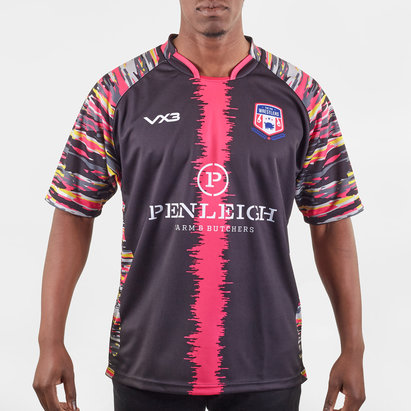 VX3 The Pig Wrestlers 2020 Home S/S Rugby Shirt