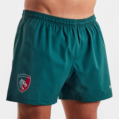Kukri Leicester Tigers 2019/20 Home Shorts
