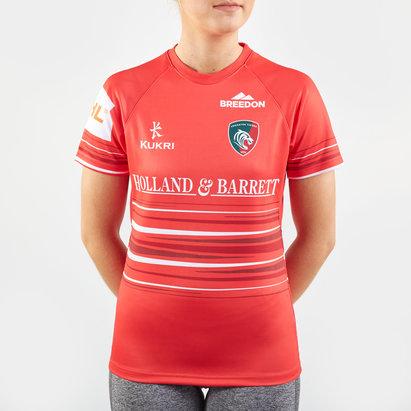 Kukri Leicester Tigers 2019/20 Alternate Ladies Replica Shirt