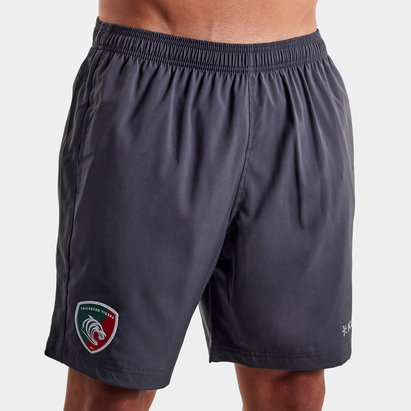 Kukri Leicester Tigers 2019/20 Players Training Shorts