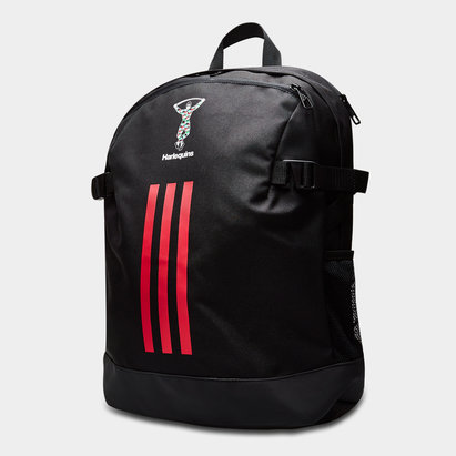 adidas Harlequins 2019/20 Match Day Rugby Backpack