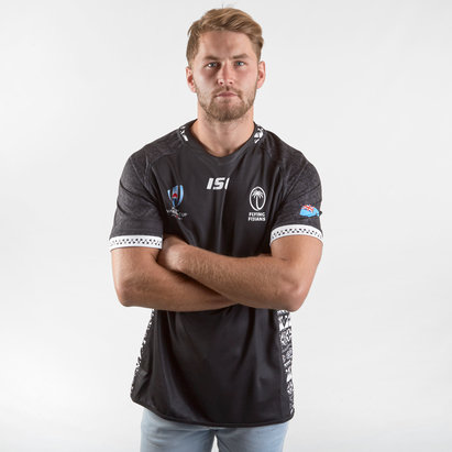 ISC Fiji RWC 2019 Camiseta ALternativa de Rugby