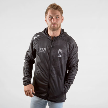 ISC Fiji 2019/20 Team Hooded Rugby Sweat