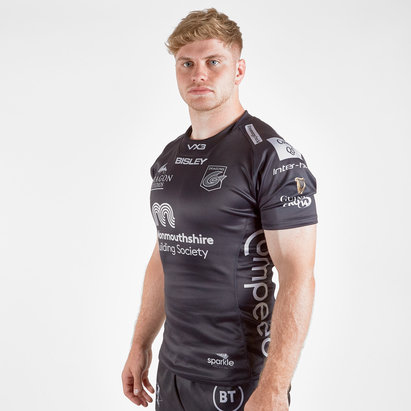 VX3 Dragons 2019/20 Home S/S Replica Rugby Shirt