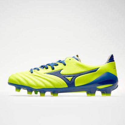 Mizuno Morla Neo Firm Ground Football Boots Mens