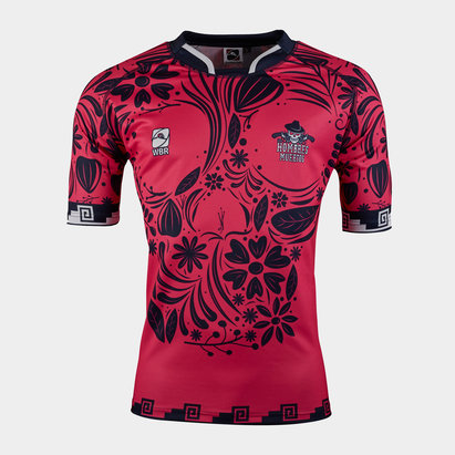 World Beach Rugby Los Hombres Muertos 2020 Alternate S/S Shirt