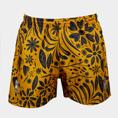 World Beach Rugby Los Hombres Muertos 2020 Home Shorts