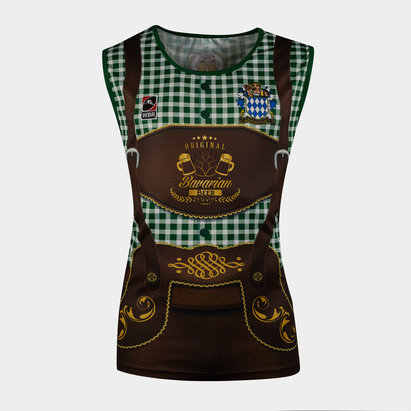 World Beach Rugby Bavaria 2019/20 Home Rugby Training Singlet