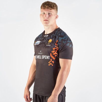 VX3 Worcester Warriors 2019/20 3rd S/S Replica Rugby Shirt