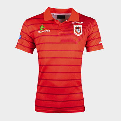 Classic Sportswear St George Polo Shirt Mens