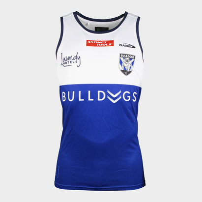 Classic Sportswear Bulldogs Vest Mens