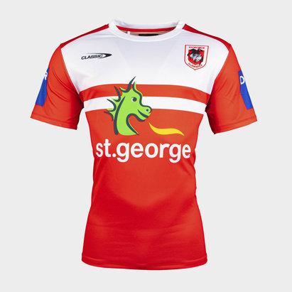 Classic Sportswear St George T Shirt Mens