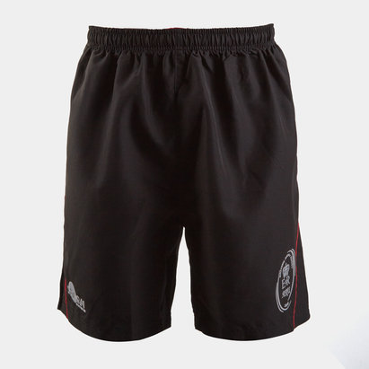 Samurai Army Gym Shorts Mens