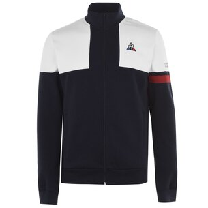 Le Coq Sportif Zip Sweater