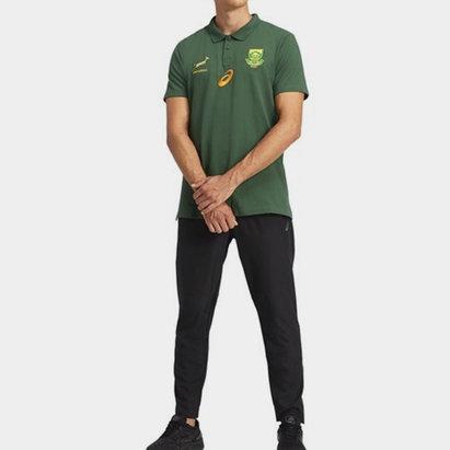 Asics South Africa Media Polo Shirt Mens