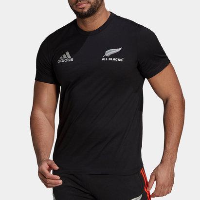 adidas New Zealand All Blacks Cotton Tee