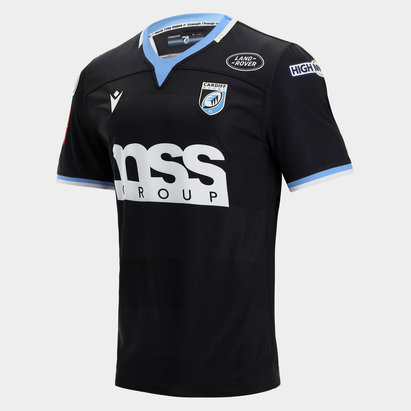 Macron Cardiff Blues 21/22 Away Shirt Mens