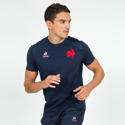 Le Coq Sportif France Training T-Shirt Men's 21/22